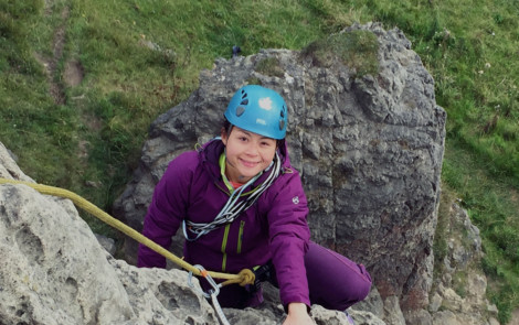 Rock Climbing, Rock Scrambling and Abseiling