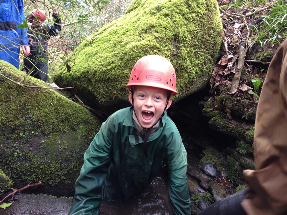Gorge Scrambling activity